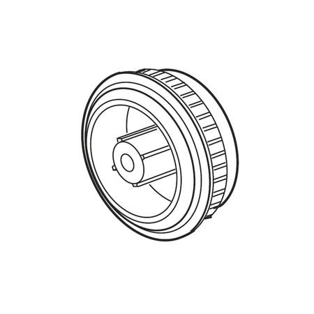 Belt Wheel, Janome # 508055009