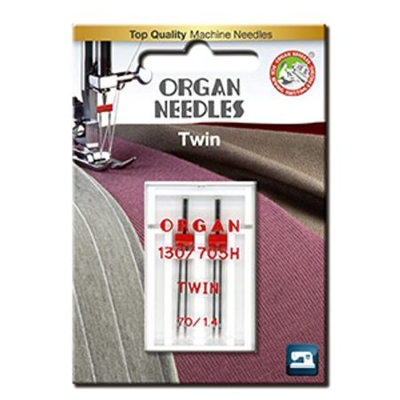 Organ Twin Needle (130/705H)