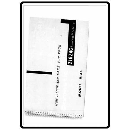 Instruction Manual, White 5135