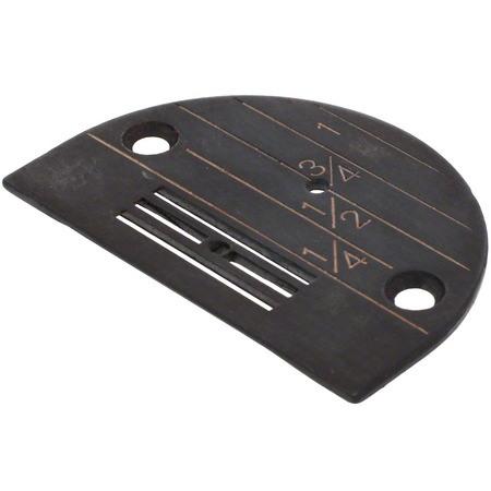 Needle Plate, Singer #52032