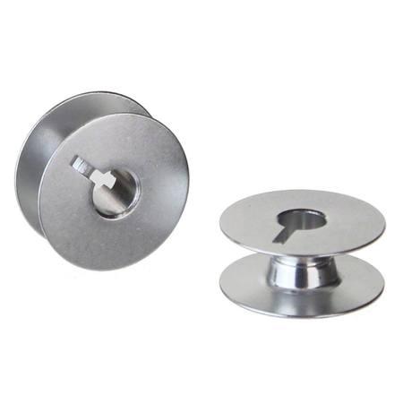 Bobbins, Aluminum Quick Winding, L Style (10pk) #55623AQ