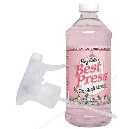 Best Press Spray - Cherry Blossom, Mary Ellen Products