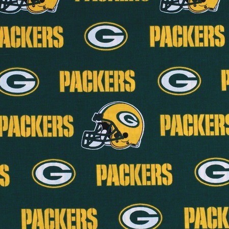 Green Bay Packers Fabric