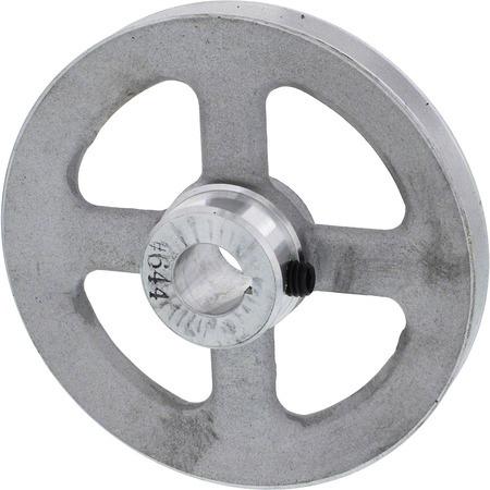 Clutch Motor Pulley 4-1/2