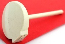 Spool Pin, White #6475