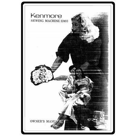 Instruction Manual, Kenmore 648.800071