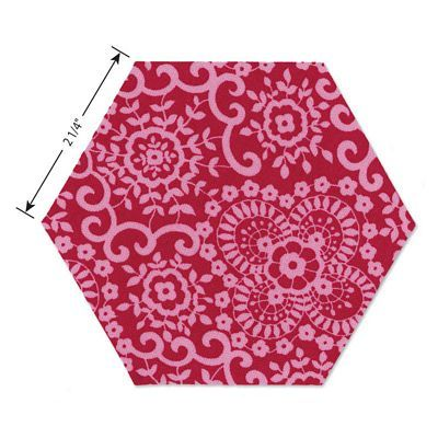 Sizzix Bigz Die, Hexagon 2-1/4""