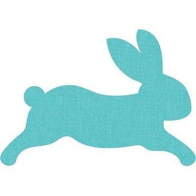 Sizzix Bigz L Die, Bunny