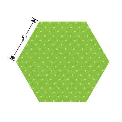 """Sizzix Bigz Pro Die, Hexagon 5"""" Sides"""