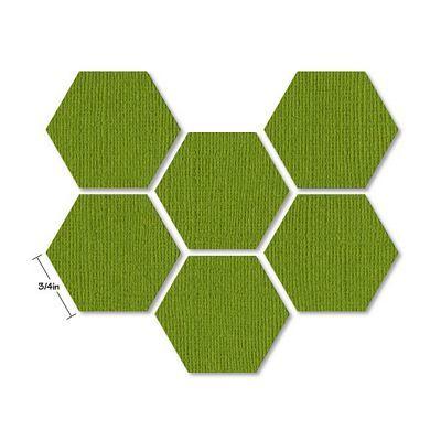 """Sizzix Bigz Die, Hexagons 3/4"""""""
