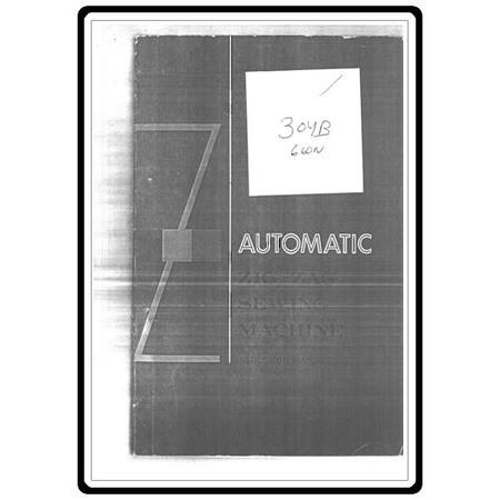 Instruction Manual, Riccar 660N