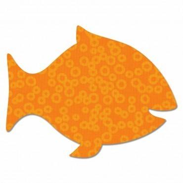 Sizzix Bigz Die, Fish #5