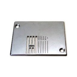 Needle Plate, White #6667