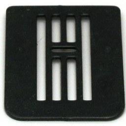 Needle Plate, White #6670