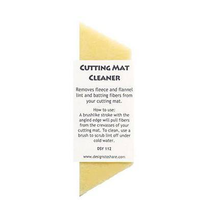 Cutting Mat Cleaner, Designs to Share With You