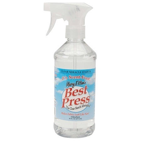 Best Press Spray - Scent Free, Mary Ellen Products