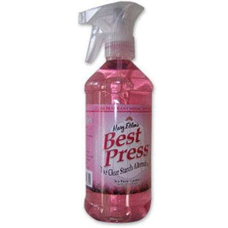 Best Press Spray, Tea Rose Garden 16 oz, Mary Ellen Products