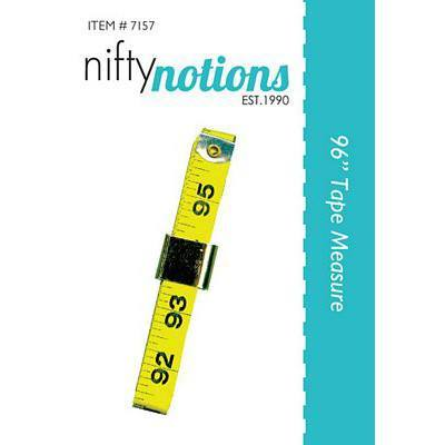 Tape Measure (96in), Nifty Notions #7157