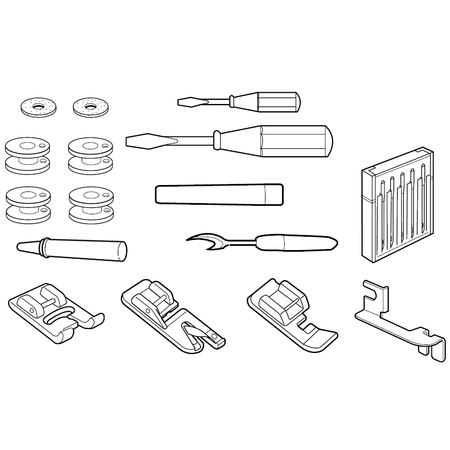 Accessory Set, Janome #721870005