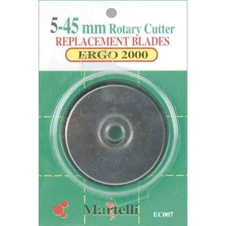 45mm Rotary Blades (5pk), Martelli