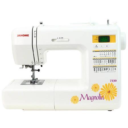 Janome Magnolia 7330 Computerized Sewing Machine 30 Stitches