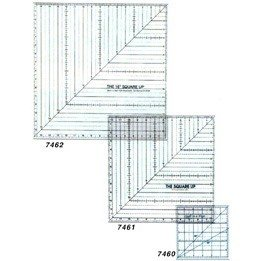 """12.5"""" Square Ruler, Quilt in a Day"""
