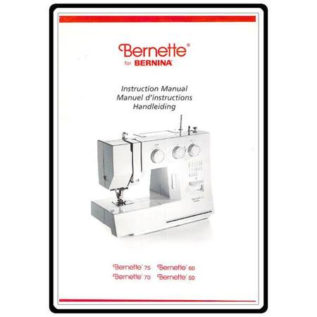 Instruction manual bernette 75 sewing parts online instruction manual bernette 75 fandeluxe Gallery