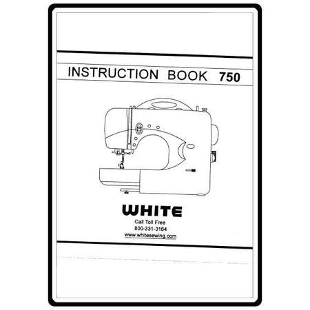 Instruction Manual, White 750