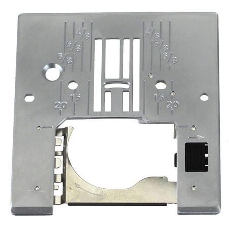 Needle Plate Unit, Janome #756604107