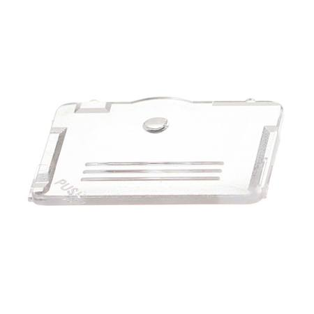 Cover Plate, White #760003