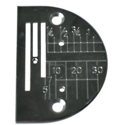 Needle Plate, Elna, Janome #767281108