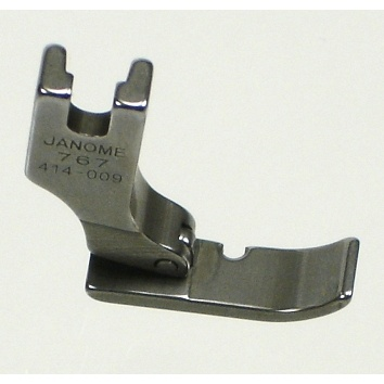 Right Cording Foot, Janome #767414009