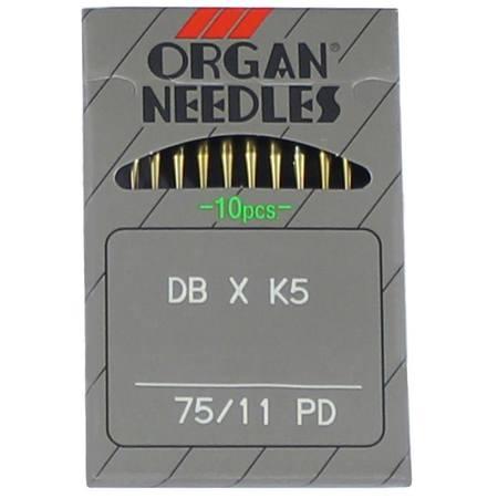 DBXK5 Needles (10pk), Organ