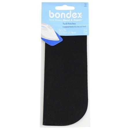 Bondex Iron On Patch - 2pk