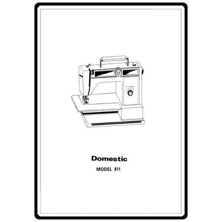 Instruction Manual, White 811