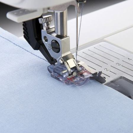 Clear 40040 Foot W Guide Pfaff 82088400096 Sewing Parts Online Gorgeous Pfaff 1540 Sewing Machine