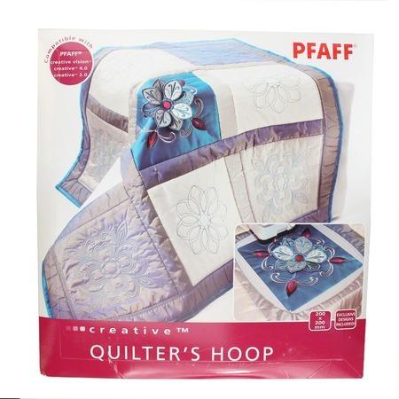 Quilter's Hoop 7.88x7.88, Pfaff #820940-096