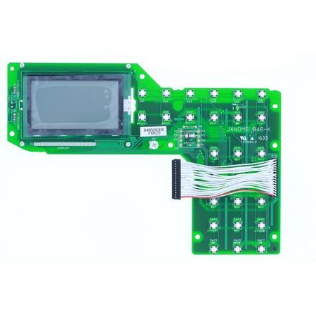 Printed Circuit Board (K), Janome #846508102