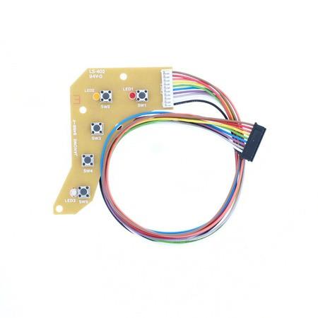Printed Circuit Board (F), Janome #846532002