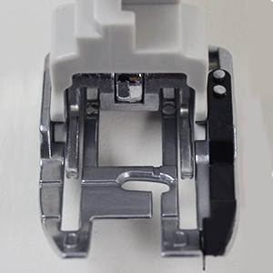 Dual Feed Quilt Piecing Foot OD (Twin), Janome #859829009