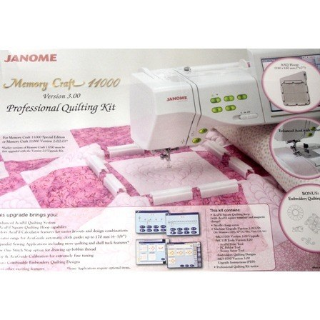 Professional Quilting Kit 3.0, Janome