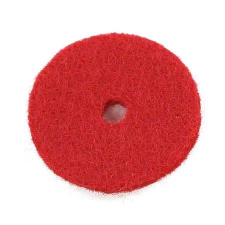 Felt Discs, All Machines (Red, 2mm, 4pk) #8879T