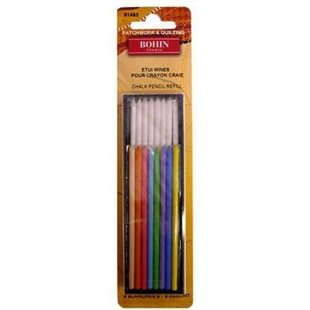 Chalk Cartridge Refills (White & Color), Bohin