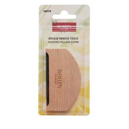 Bohin Wooden Pilling Comb