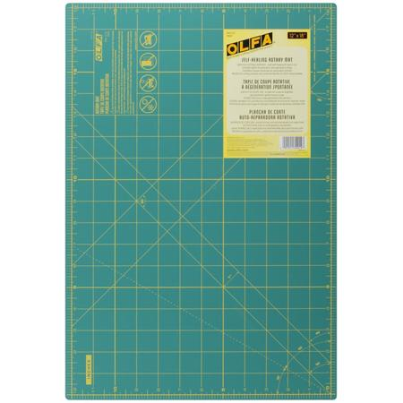 "12"" x 18"" Cutting Mat, Olfa"