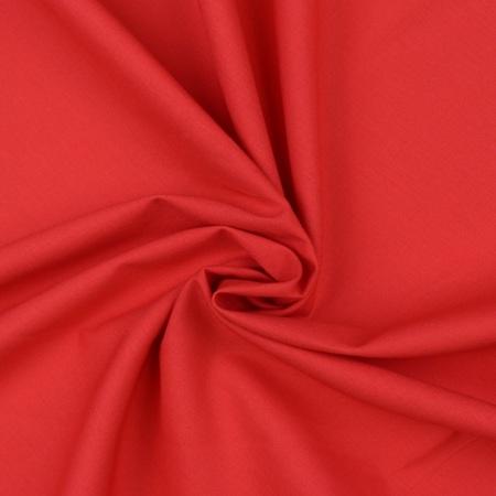 Bettys Red, Moda Bella Solids Fabric