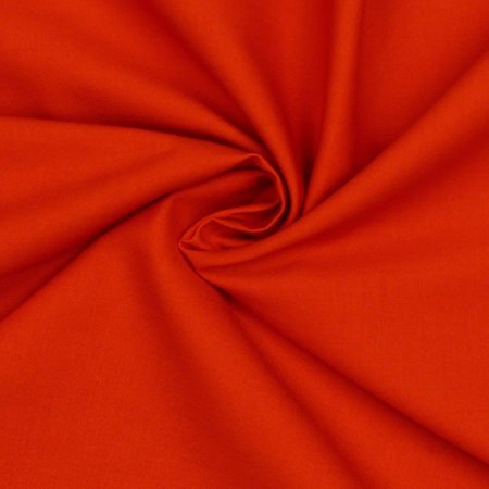 Betty Orange, Moda Bella Solids Fabric