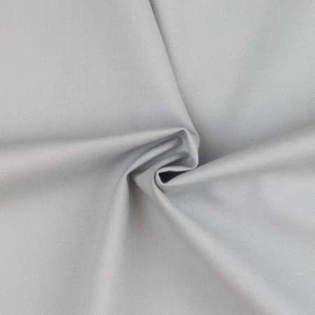 Silver, Moda Bella Solids Fabric