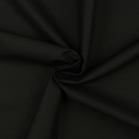 Soft Finish Black, Moda Bella Solids Fabric