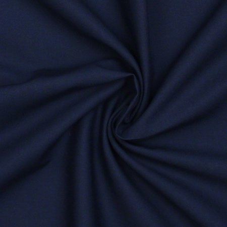 Navy, Moda Bella Solids Fabric